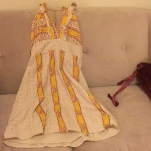 Absolutely adorable Free People dress, size 6